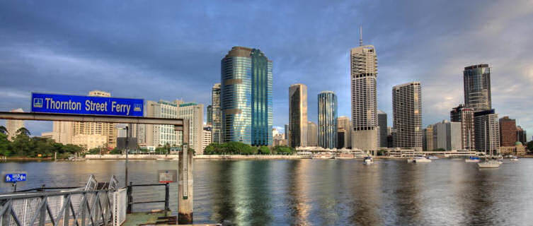 Brisbane in Queensland