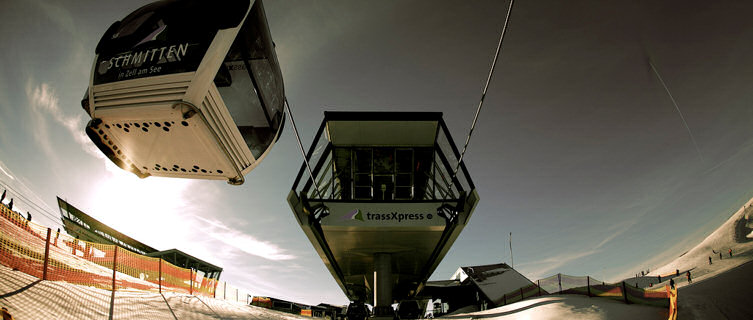 Cable car, Zell am See