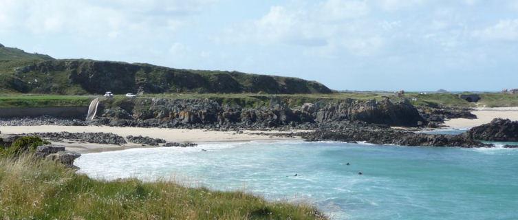 Corblets, Alderney