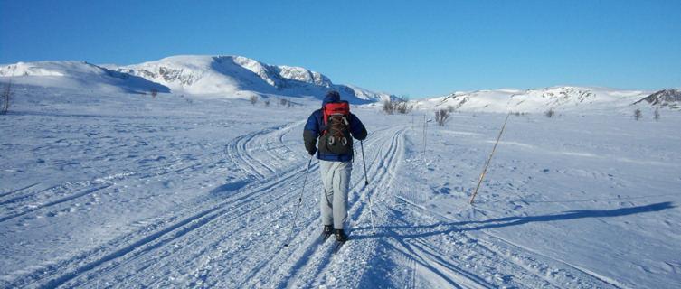 Cross-country skiing, Geilo