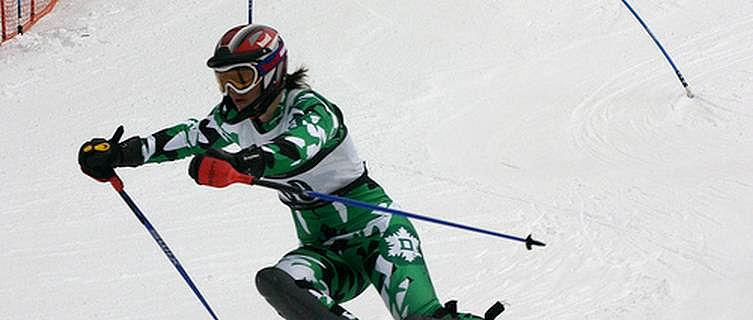 Downhill skier, Soldeu