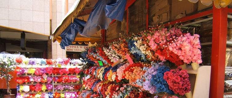 Flower Stall, Johannesburg