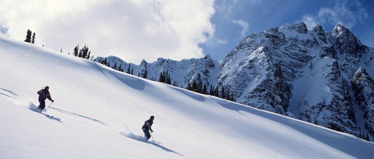 Jasper, one of Canada's best-loved ski resorts