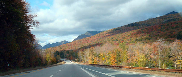 New Hampshire foliage