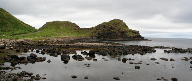 Northern Ireland's wild landscape