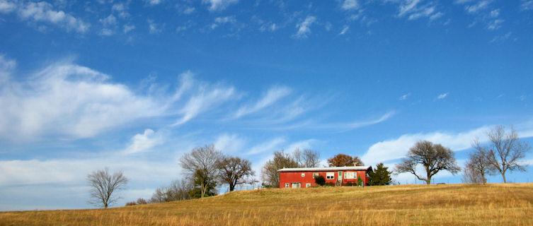 Oklahoma farm