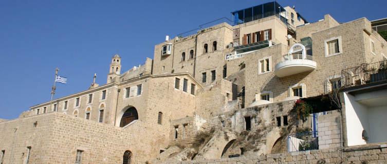 Old Jaffa Port, Tel Aviv