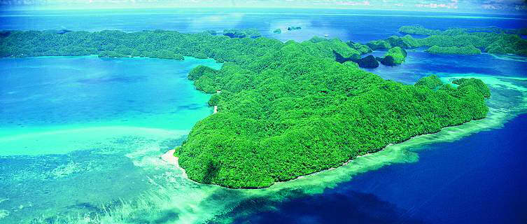 Palau, Caroline Islands, West Pacific Ocean