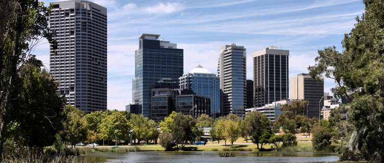 Perth is one of the planet's most isolated cities
