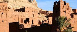 Ancient city of Ait Benhaddou, Morocco