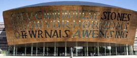 Cardiff Millennium Stadium (Stadiwm y Milleniwm)