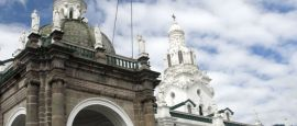 Cathedral on Plaza Grande, Quito