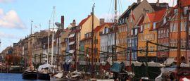 Copenhagen Harbour, Denmark