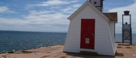 Harbour Light, Wood Islands, Prince Edward Island
