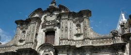 Iglesia de La Campania, Quito, Ecuador