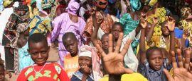 Mali children