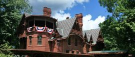 Mark Twain House and Museum, Connecticut