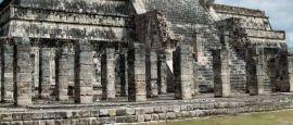 Mayan ruins, Chichen Itza, Mexico