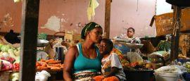 Mercado Municipal São Filipe, Cape Verde