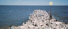 Rocks, Winnipeg Beaches, Manitoba, Canada