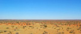 Simpson desert, Northern Territory