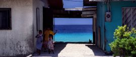The Marshall Islands, Majuro, Window