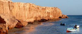 Tunisia's eastern Mediterranean coast