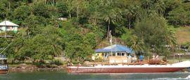 Va'a Tele Arrival to American Samoa 244