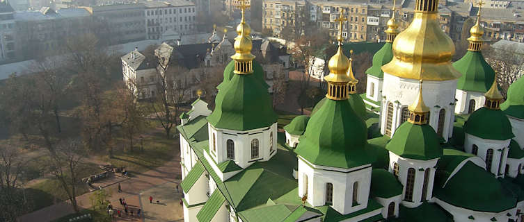 Saint Sofia Cathedral, Kiev