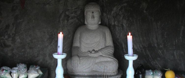 Seokguram Grotto, South Korea