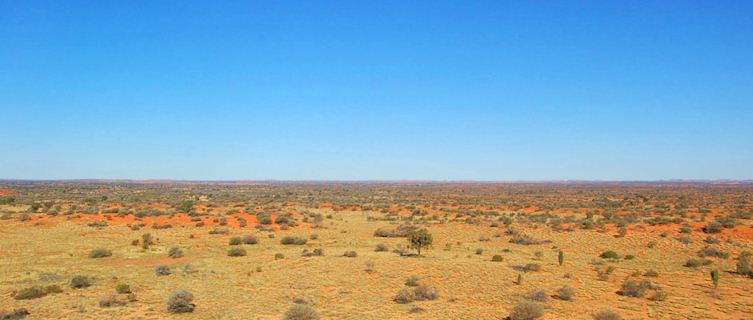 Simpson desert, Northern Territory