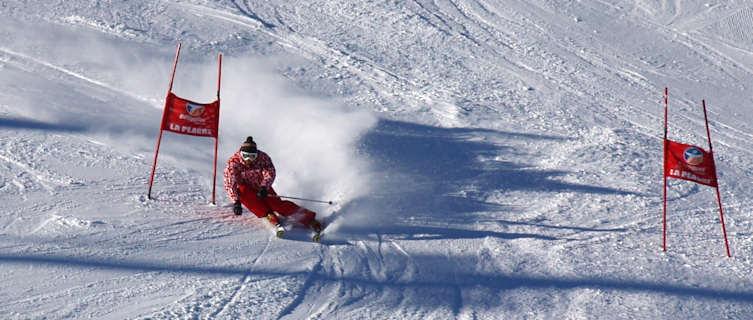 Ski Run, La Plagne