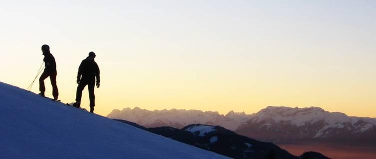 Sunset, Söll