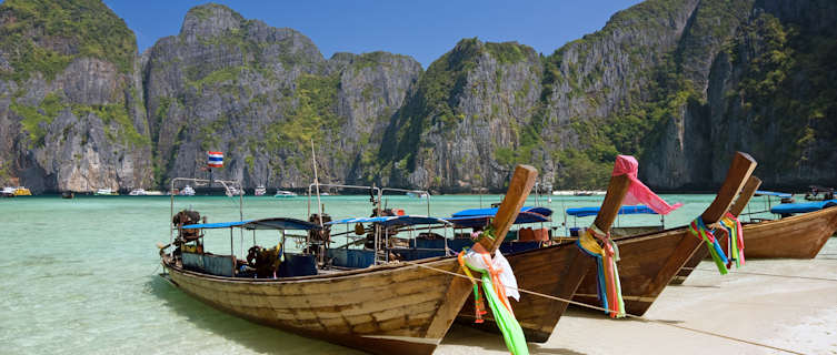 Thailand has stunning beaches