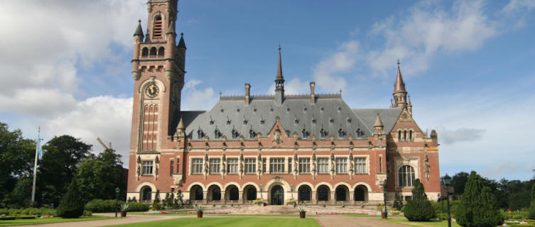 United Nations Peace Palace, The Hague