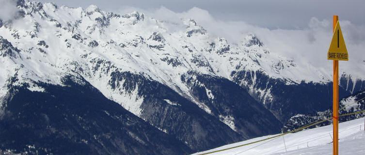 Upper Run, Alpe d'Huez