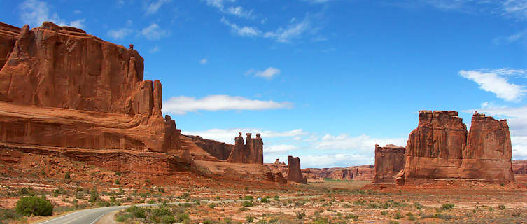 Utah, Arches National Park