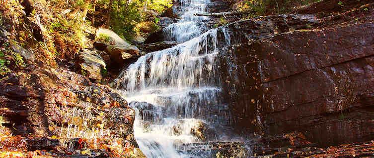 Vermont, Lye Brook Falls