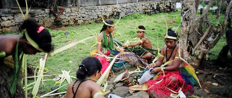 Yap State, Micronesia