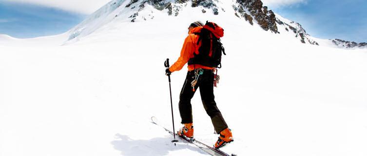 Zermatt is Europe's highest ski resort