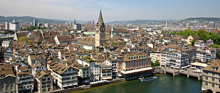 Zurich has a strong cultural background