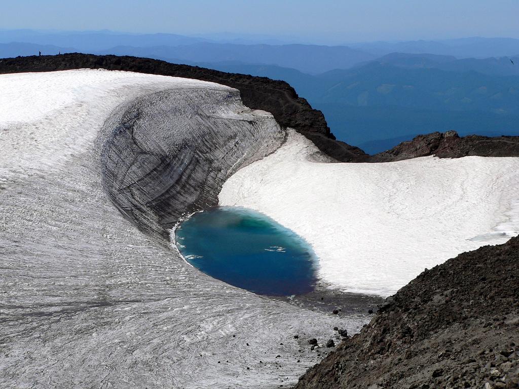 Oregon's highest lake, Teardrop Lake