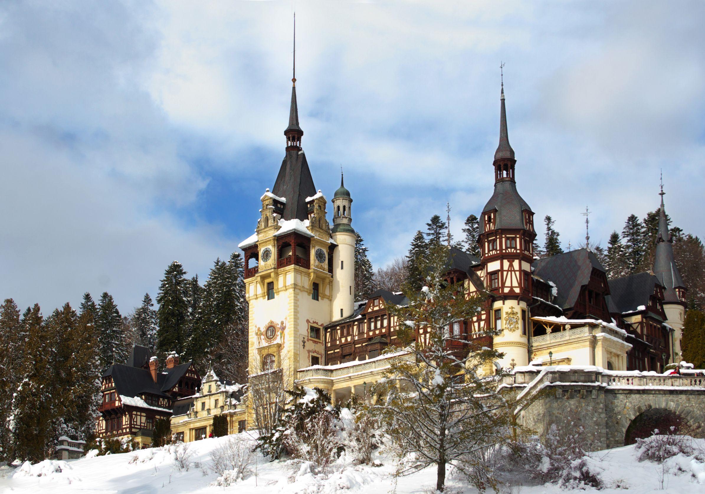 Peles Palace, Romania