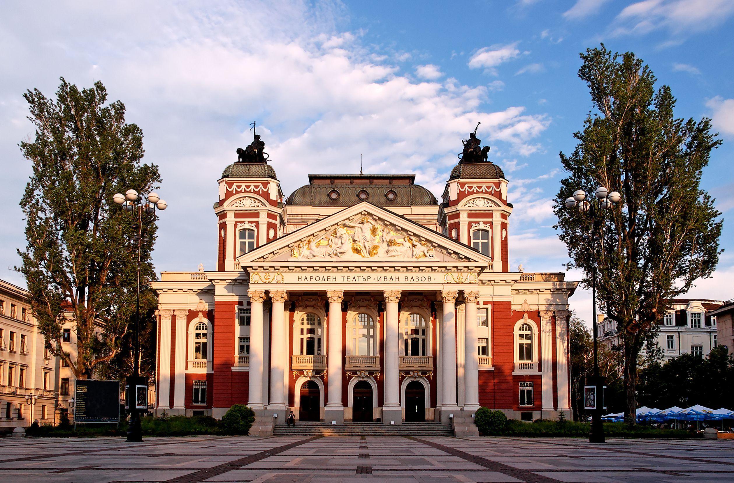 Ivan Vazov National Theatre, Sofia