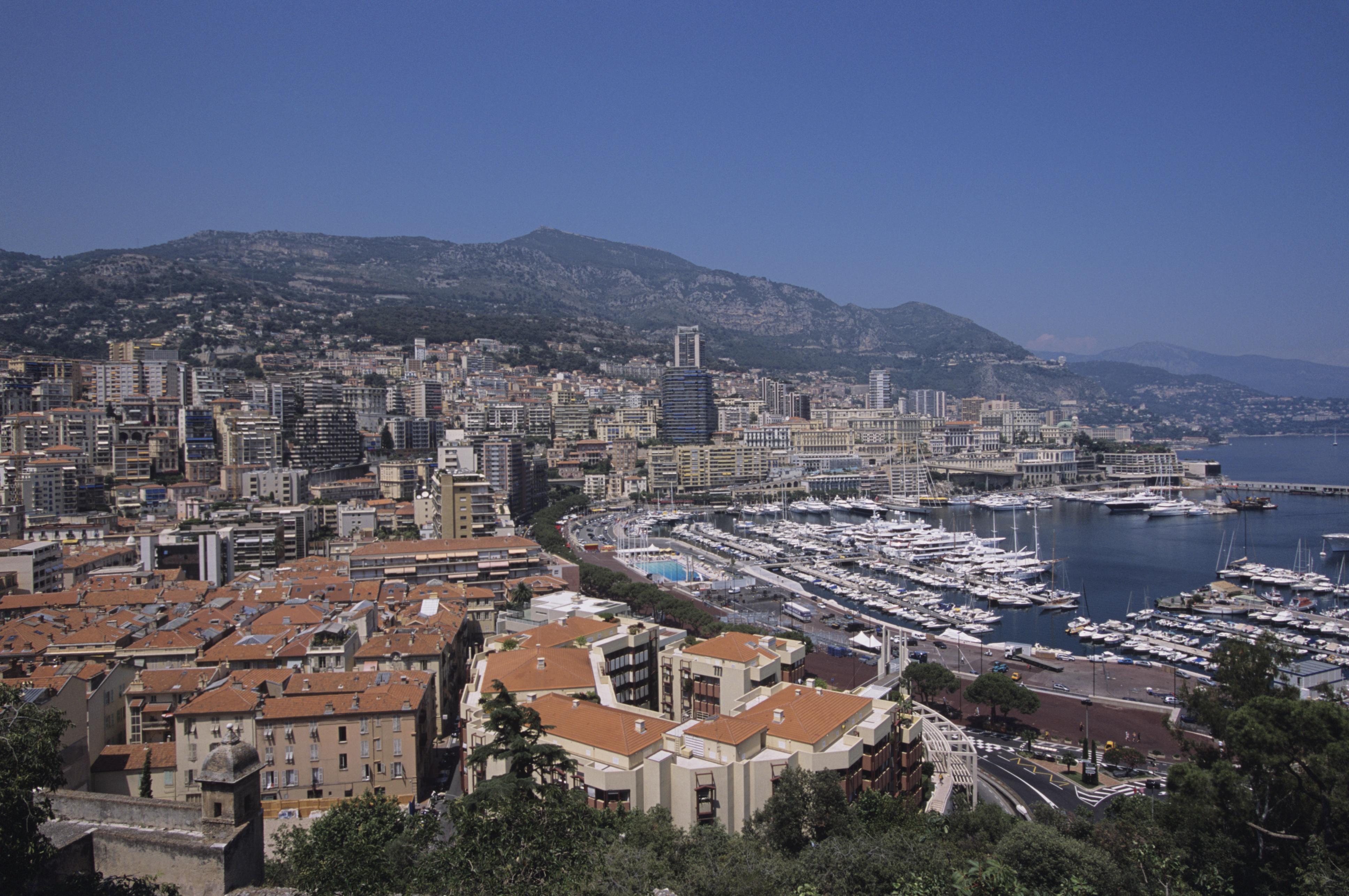 Glamorous Monaco
