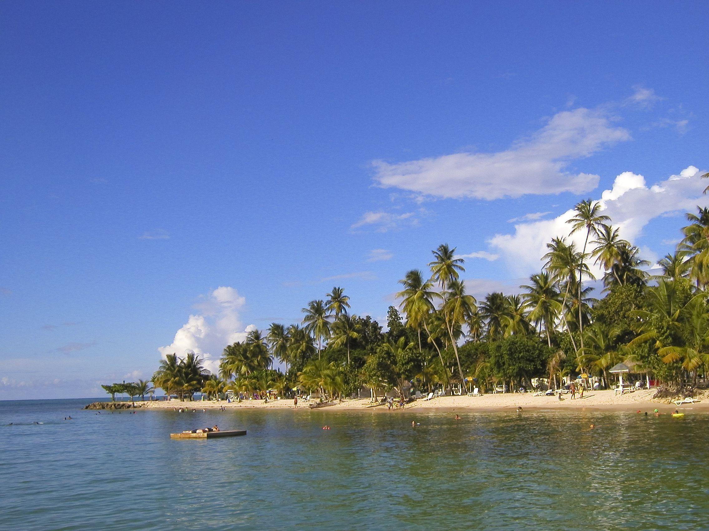 Beach, Trinidad and Tobago