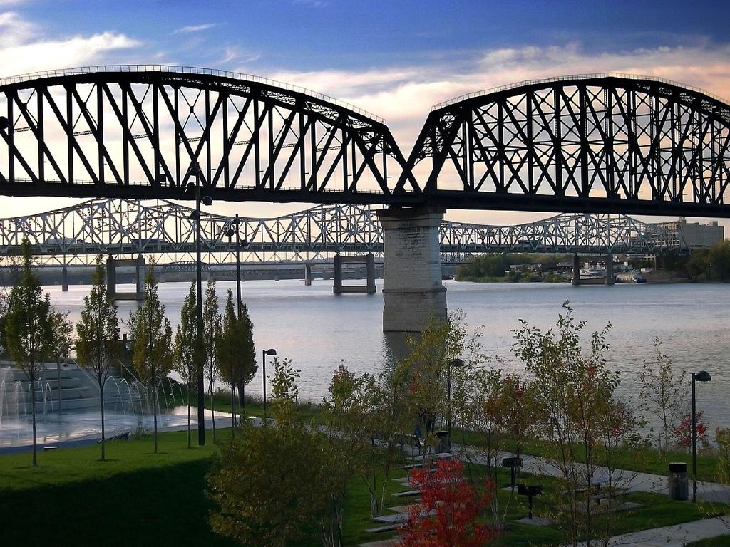 Bridges over Ohio