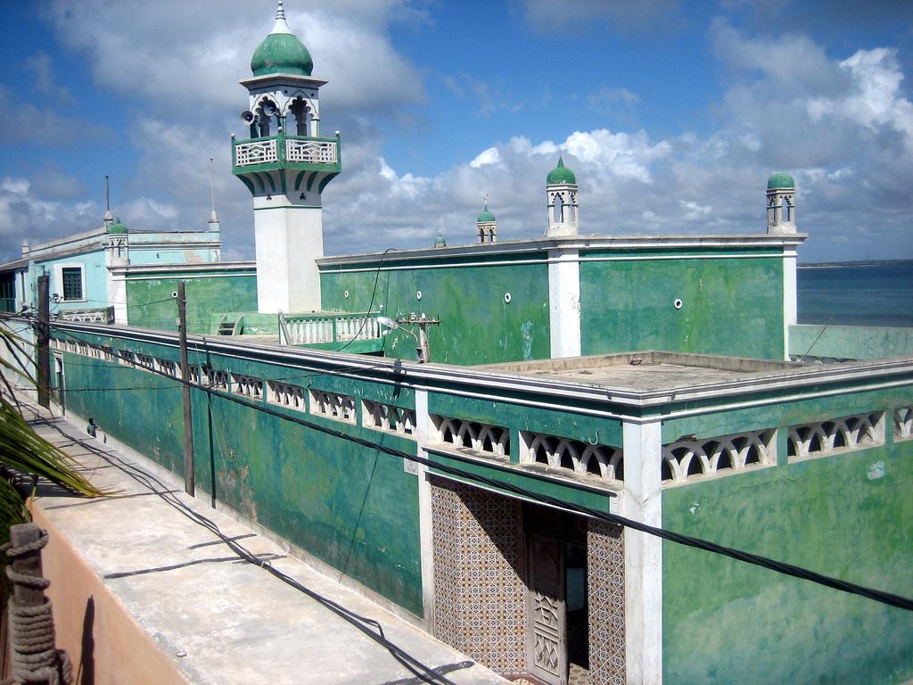 Mosque in Ilha de Mozambique
