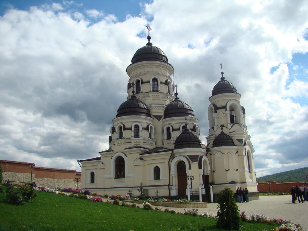 Chaprianu Monastery, Moldova