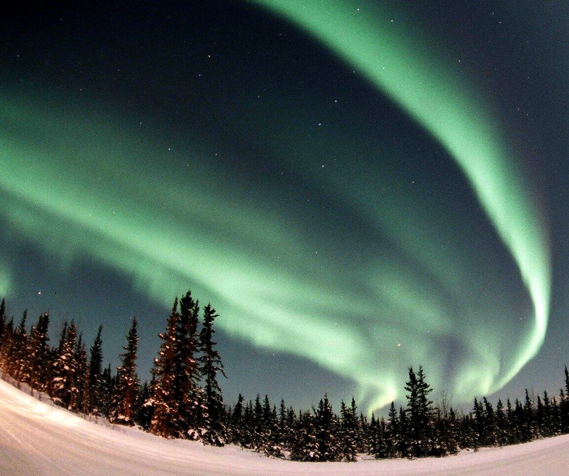 Northern Lights, Yukon